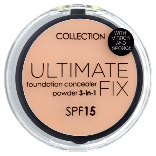 Collection Ultimate Fix Foundation Biscuit 8g
