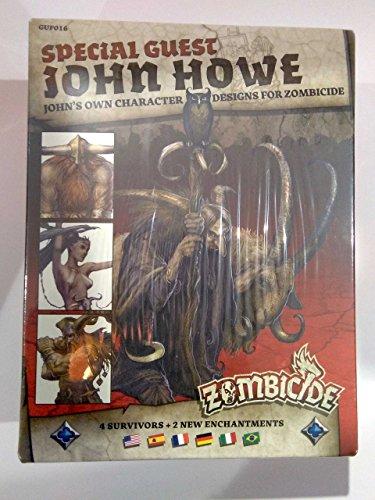 Preisvergleich Produktbild Zombicide Black Plague: Special Guest John Howe (Exp.) (engl.)