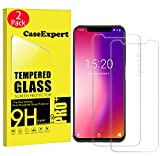 CaseExpert 2 Pack - UMIDIGI One/One Pro Tempered Glass,