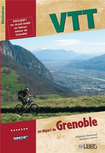 VTT au départ de Grenoble par Stéphane Rousselet
