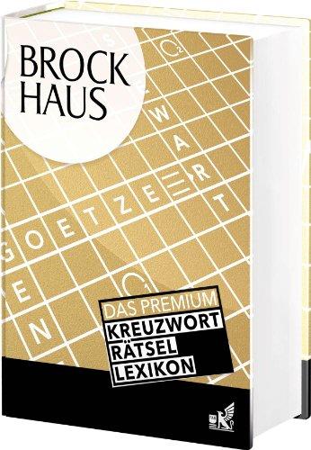 Preisvergleich Produktbild Brockhaus - Das Premium Kreuzworträtsellexikon