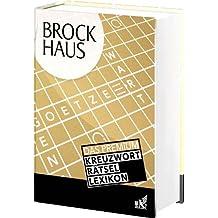 Brockhaus - Das Premium Kreuzworträtsellexikon