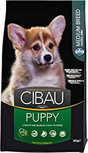 Farmina Cibau Puppy Food, 0.8 kg (Medium)