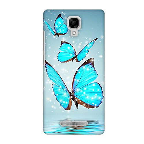 FASHEEN Premium Designer Soft Case Back Cover for Panasonic Eluga I2