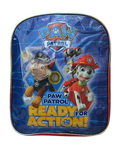 Paw Patrol, Sac à dos bleu bleu