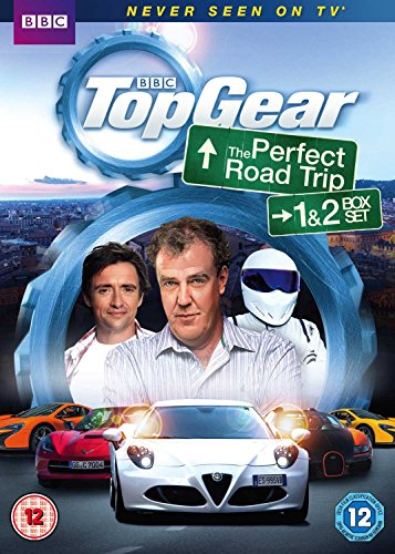 Top Gear - Perfect Road Trip 1 & 2 [2 DVDs] [UK Import] (Top Gear-serie 1)