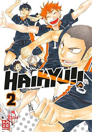 Haikyu!! 02 par Haruichi Furudate