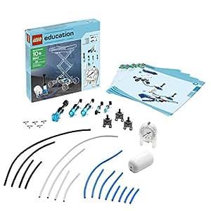 LEGO Pneumatik Ergänzungs Set 9641 (zu 3009686) - 31 Elemente für Kinder ab 10 Jahren!