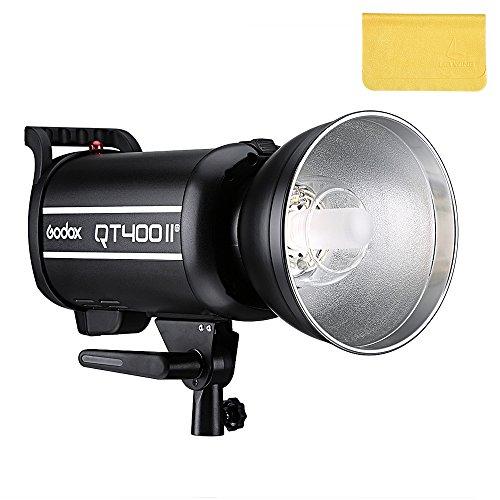 Godox qt-400ii qt-400W 400iim 2.4G High Speed 1/8000s Studio Strobe Flash Light (qt-400iim) (Strobe Licht Monolight Flash)