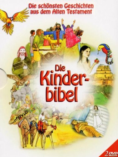 Die Kinderbibel (2 DVDs)