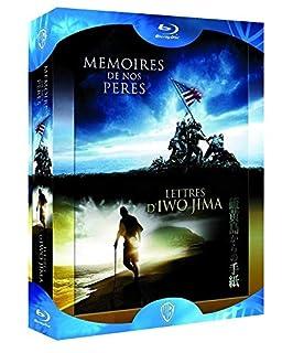 Mémoires de nos Pères + Lettres d'Iwo Jima - Coffret Blu-Ray (B003WGPCG6)   Amazon price tracker / tracking, Amazon price history charts, Amazon price watches, Amazon price drop alerts