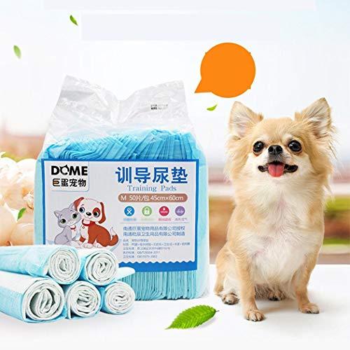 katem Forniture per Toilette per Animali Domestici con Pannolini e Pannolini ad Assorbimento rapido Accessori di Pulizia per Animali da Allevamento