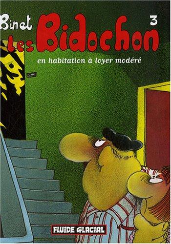 Les Bidochon, tome 3 : Les Bidochon en habitation à loyer modéré - 22.5 x 17 cm