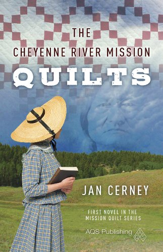The Cheyenne River Mission Quilts (Mission Quilt Series) (English Edition) Cheyenne Quilt