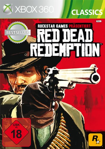 Red Dead Redemption [Xbox Classics] (Xbox 360-spiele Arkham Asylum)