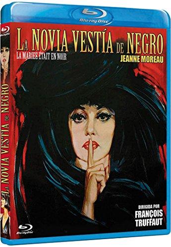 Bild von La novia vestía de negro BD [Blu-ray]