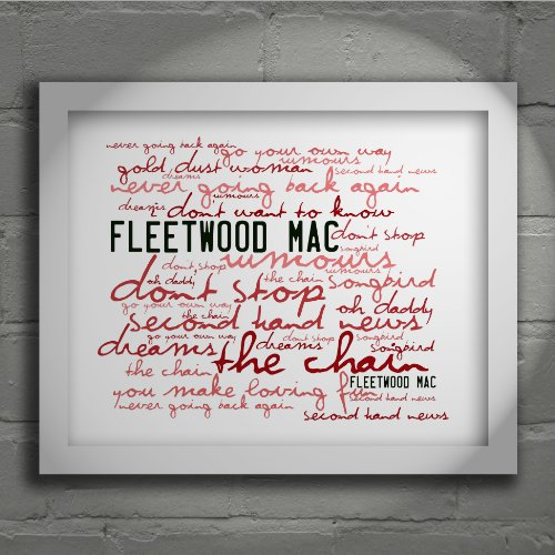 zephyr-art-print-fleetwood-mac-rumours-signed-numbered-limited-edition-typography-unframed-10x8-inch