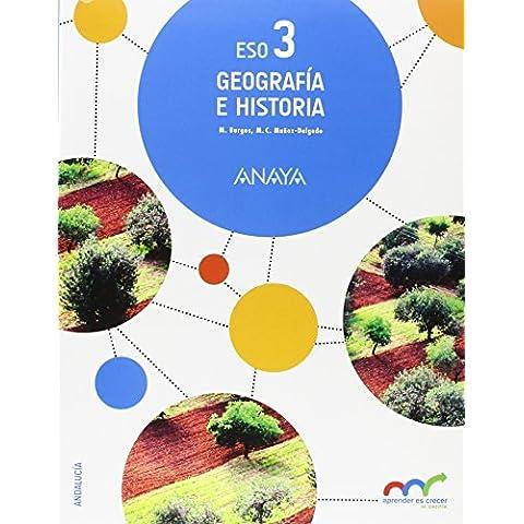 Geografía e Historia, 3 ESO. Andalucía