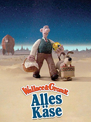 Wallace & Gromit - Alles Käse [d...