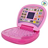 #7: Smiles Creation Smile Creations Educational Laptop with Led Screen, Multi Color