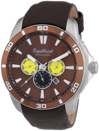 Engelhardt Herren-Armbanduhr Analog Automatik 387727029017