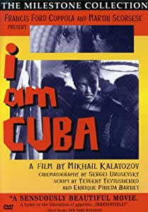 I Am Cuba [Import USA Zone 1]