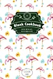 Blank Cookbook Journal: Recipe Journal of My Kitchen, 6