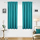 Deconovo Super Soft Thermal Insulated Rod Pocket Curtains - Best Reviews Guide
