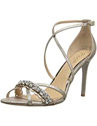 ab70c33a8ffd4d Badgley Mischka Women s Gisele Heeled Sandal