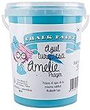 Amelie Prager 1000-39 Pintura a la Tiza, Azul Turquesa, 1 l