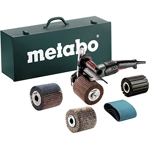 METABO 602259500 Satiniermaschine SE 17-200 RT Set