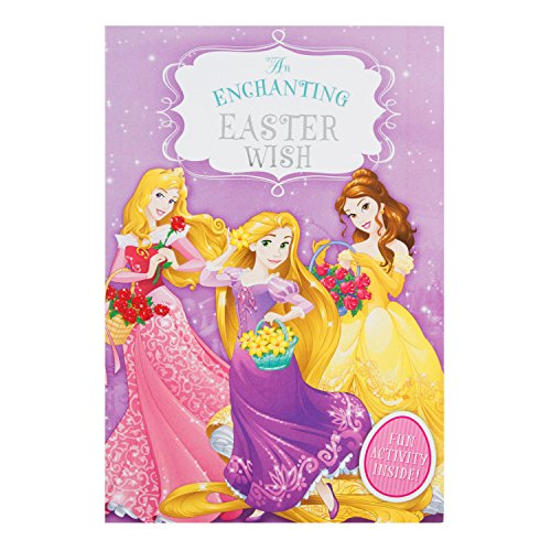 "Hallmark Disney Prinzessin Osterkarte ""Enchanting""–mittelgroß"