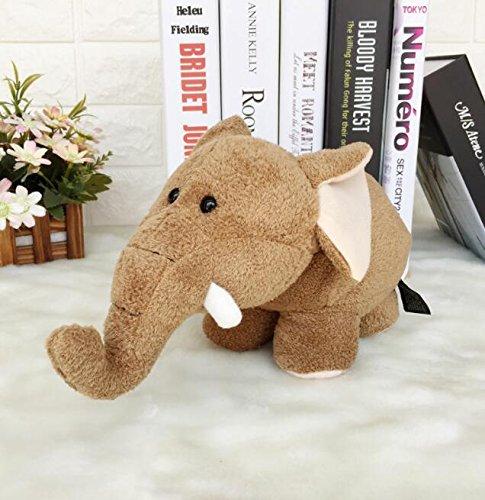Lytshop Animales de Peluche Nariz Larga Elephant Doll Sleep Pillow Baby Kids...