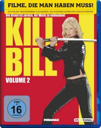 Bild von Kill Bill: Volume 2 [Blu-ray]
