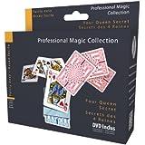 Oid Magic - 518 - Tour De Magie - Secret Des 4 Reines avec DVD