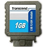 Transcend 1GB Flash-Speichermodul (USB) vertikal