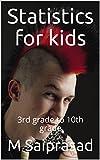 Statistics for kids: 3rd grade to 10th grade