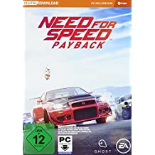 Need for Speed - Payback - Standard  Edition - [PC] (Code in a Box)