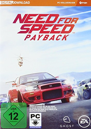 Need for Speed - Payback - Standard Edition - [PC] (Code in a Box) (Pc-dvd)