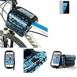 Fahrrad Rahmentasche für Ulefone Future, Fahrradhalterung