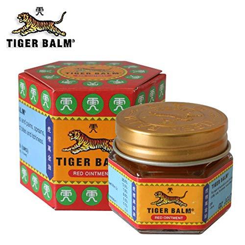 100% Original 19,4 g Red Tiger Balm Salbe Thailand schmerzstillenden Salbe Salbe Muskel Schmerzen lindern Juckreiz