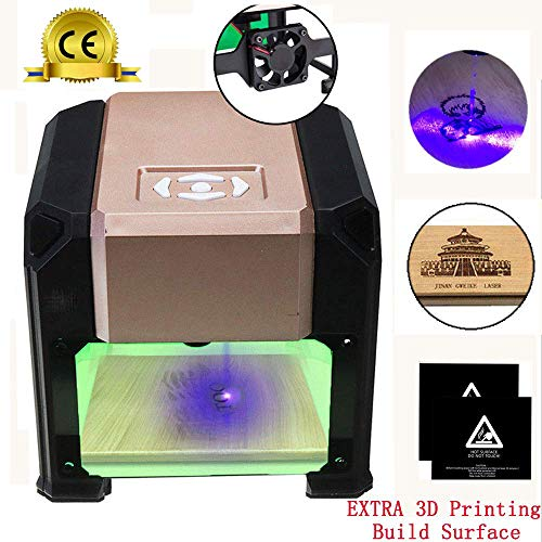 Laser Engraver, Doris Direct 3000MW with CE...