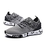 CHAUSSURES Running, Gracosy Sports Léger Ville Causual Sneaker Chaussures de course...