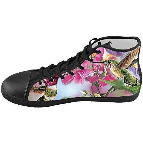 Dalliy Hummingbird And Flower Kids Canvas shoes Schuhe Footwear Sneakers shoes Schuhe D