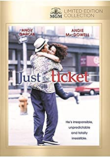 Just The Ticket by Andy Garcia