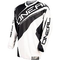 O'Neal Element Jersey RACEWEAR Trikot Blau Moto Cross Mountain Bike Enduro MTB MX DH FR, 0024R-0