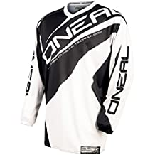 O'Neal Element Jersey RACEWEAR Trikot Blau Moto Cross Mountain Bike Enduro MTB MX DH FR, 0024R-0