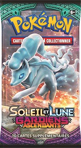 Asmodée - POSL202 - Booster Pokémon Soleil et Lune 2