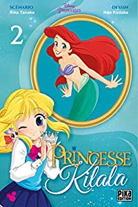 Princesse Kilala Nouvelle édition Tome 2
