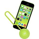 KitVision Shutter Ball Balle Télé commande Bluetooth pour Smartphones et Tablettes, et Lecteurs MP3 Devices  iPhone 4/4S/5/5S/5C/6/6 Plus, iPad 3/4/Air/Mini, iPod Touch 5, Samsung Galaxy S2/S3/S4/S5, Galaxy Note 2/3, Xperia Z1/Z2, HTC One/One M8 et Google Nexus 5/7 - Vert
